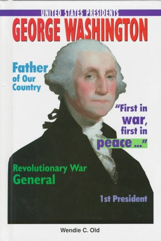 George Washington book cover image - Wendie Old
